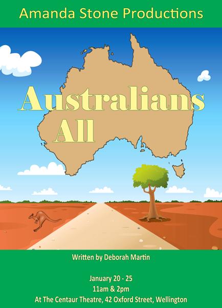 Australians All Poster