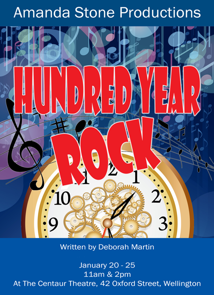Hundred Year Rock Poster