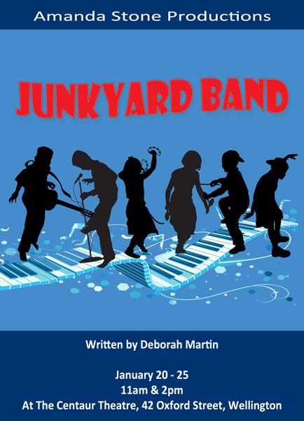 Junkyard Band Poster