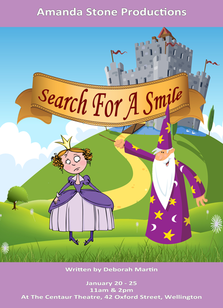 Search For A Smile Poster